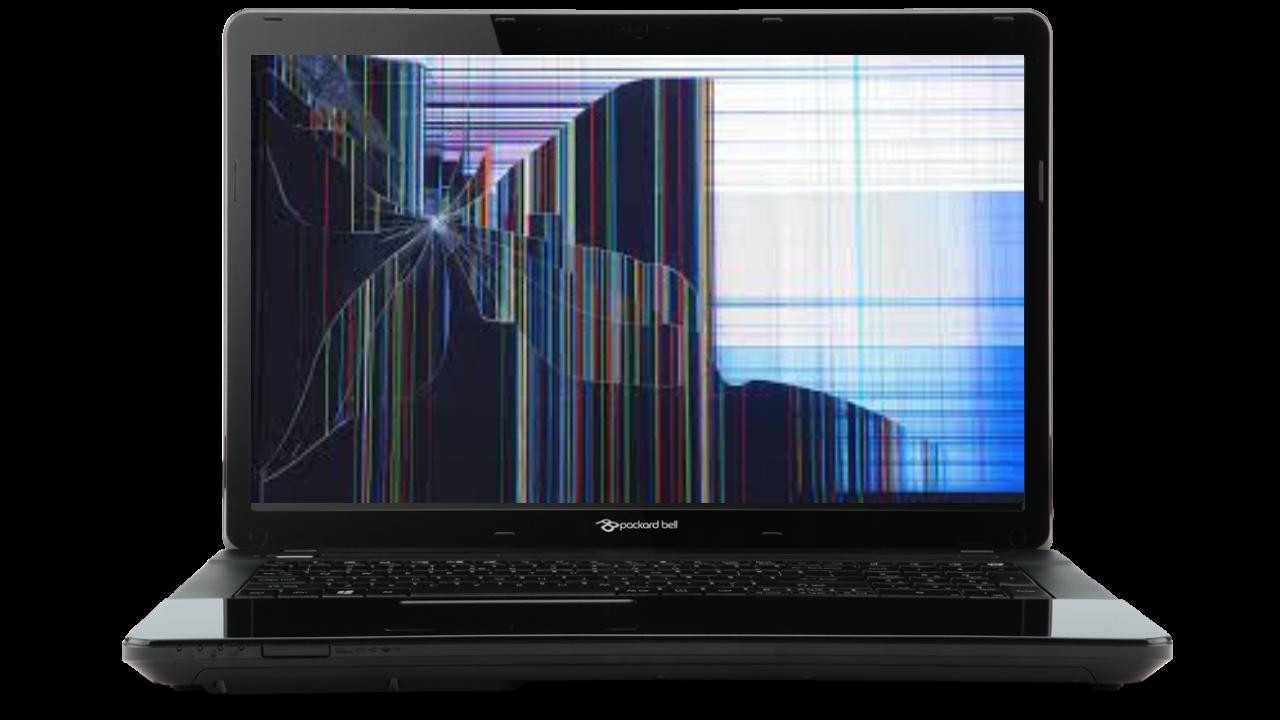 Computer Repair Irvine Broken Laptop Screen