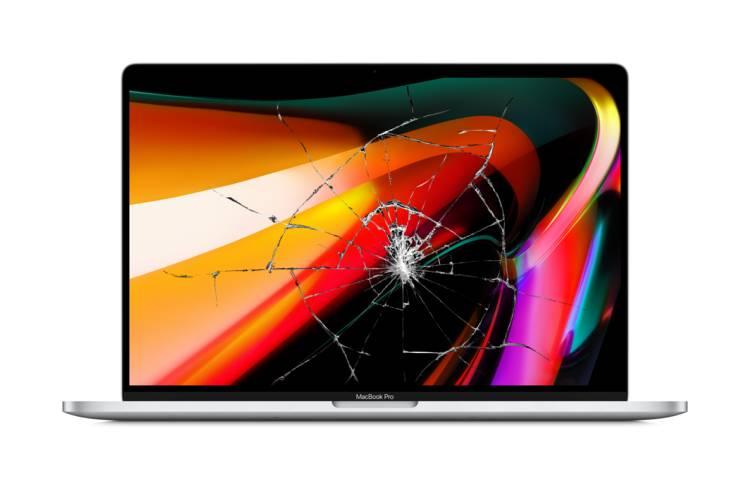 Macbook Broken screen